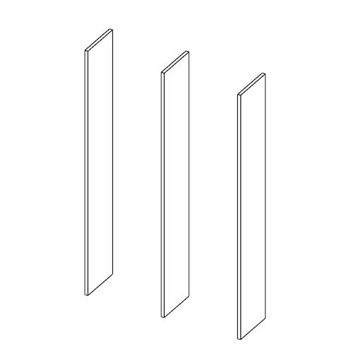 Immagine di Armadio / Guardaroba 2 Vani: Disegna in libertà cominciando da tre montanti