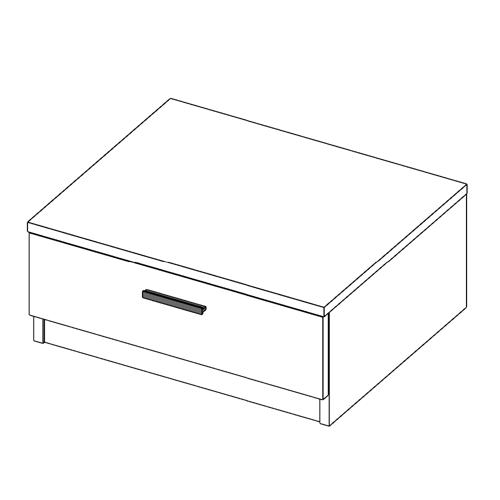 Immagine di Cassettiera 1 Cassetto