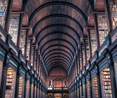 Le stanze dei libri